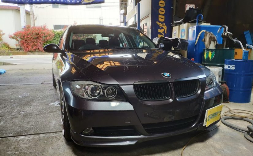 BMW パワーウインドウ